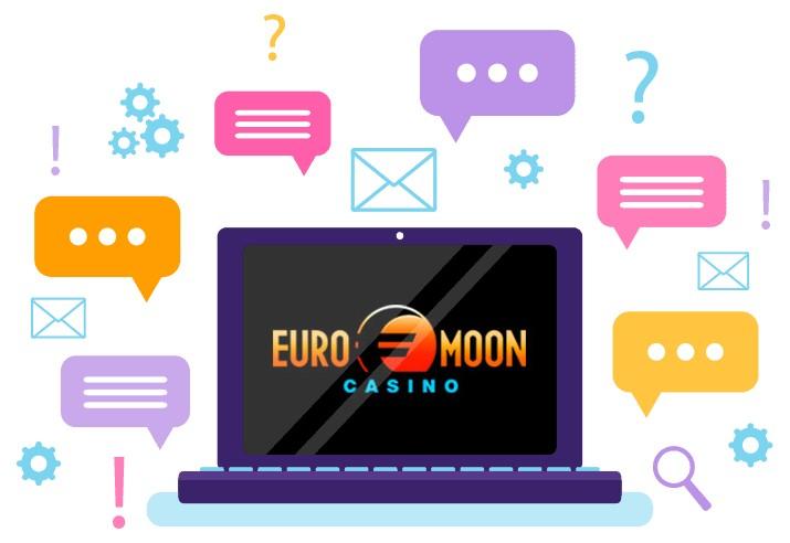Euro Moon Casino - Support