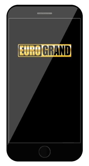 EuroGrand Casino - Mobile friendly