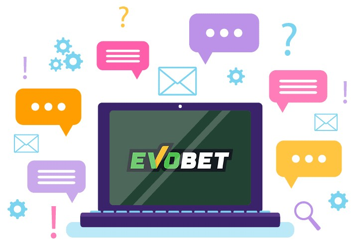 Evobet Casino - Support
