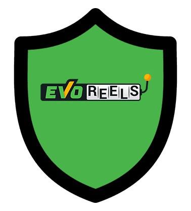 EvoReels - Secure casino