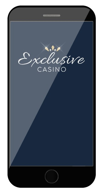 Exclusive Casino - Mobile friendly