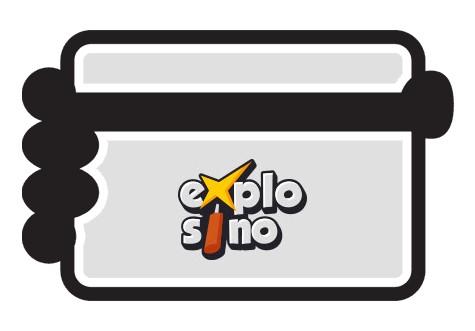Explosino - Banking casino