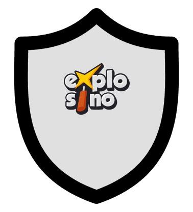 Explosino - Secure casino