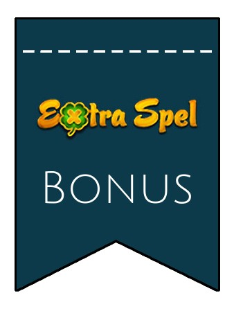 Latest bonus spins from Extraspel Casino