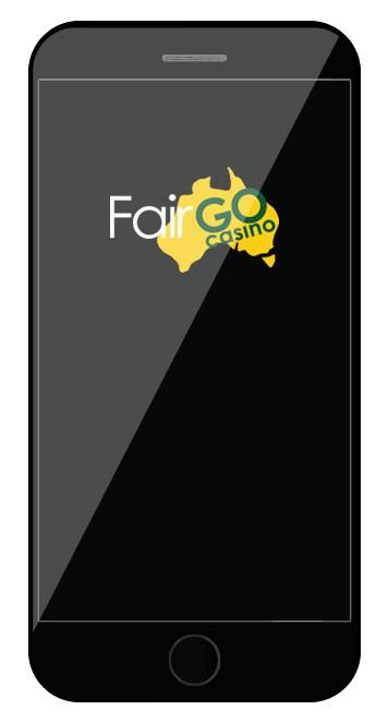 Fair Go Casino - Mobile friendly