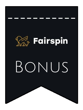 Latest bonus spins from Fairspin