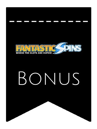 Latest bonus spins from Fantastic Spins