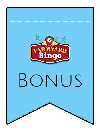Latest bonus spins from Farmyard Bingo