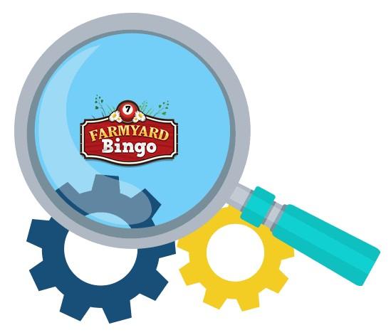 Farmyard Bingo - Software