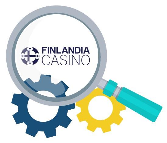 Finlandia Casino - Software