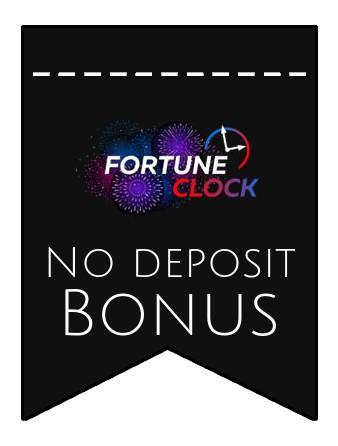 Fortune Clock - no deposit bonus CR