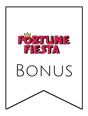 Latest bonus spins from Fortune Fiesta Casino