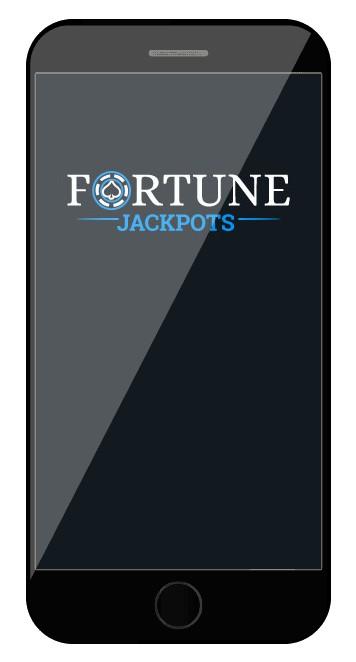 Fortune Jackpots Casino - Mobile friendly