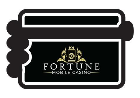 Fortune Mobile Casino - Banking casino