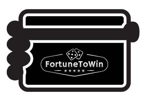 FortuneToWin - Banking casino