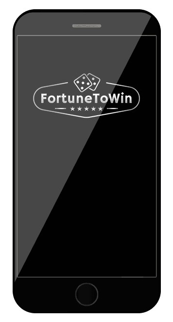 FortuneToWin - Mobile friendly