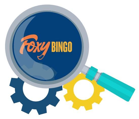 Foxy Bingo - Software