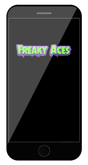 Freaky Aces Casino - Mobile friendly