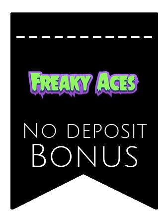 Freaky Aces Casino - no deposit bonus CR