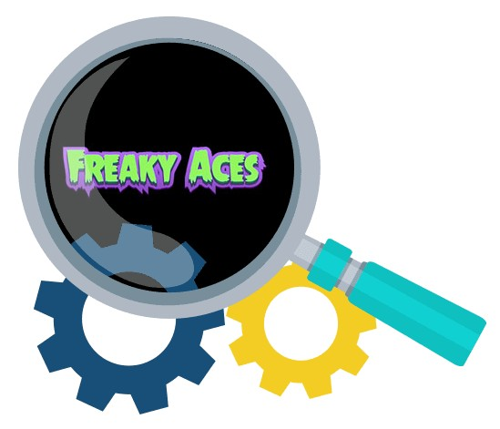 Freaky Aces Casino - Software