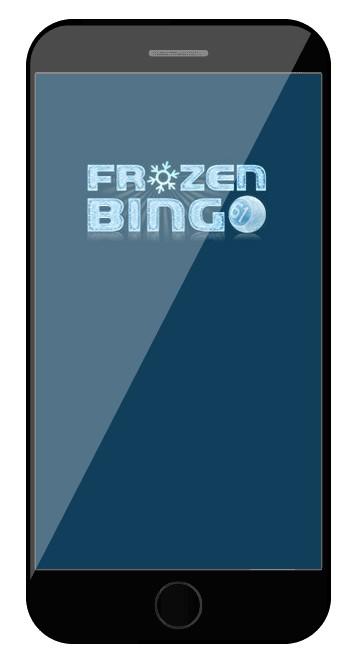 Frozen Bingo - Mobile friendly