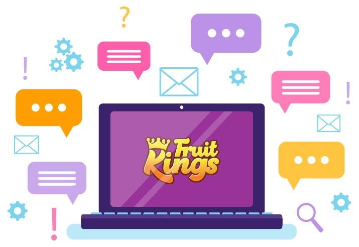 Fruit Kings - Support