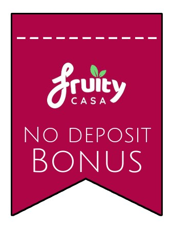 Fruity Casa Casino - no deposit bonus CR