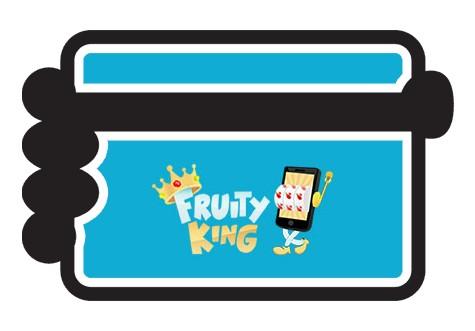 Fruity King Casino - Banking casino
