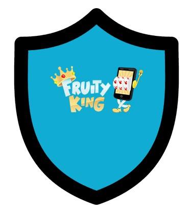 Fruity King Casino - Secure casino