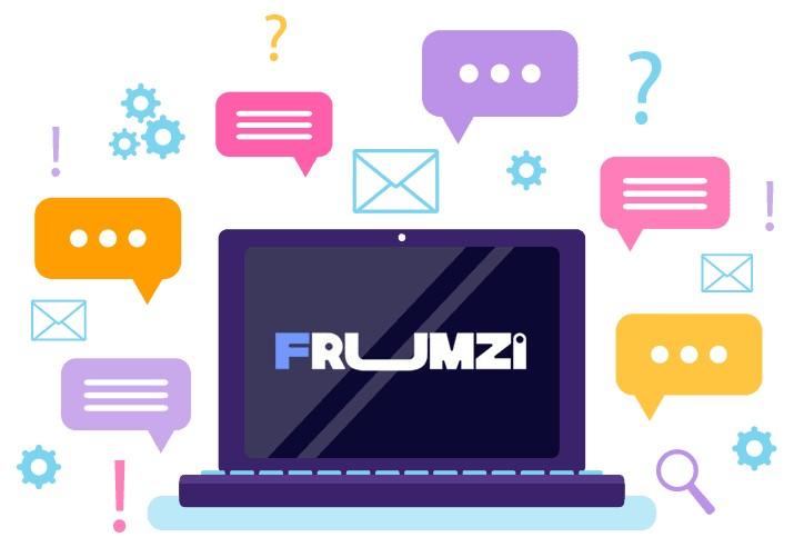 Frumzi - Support