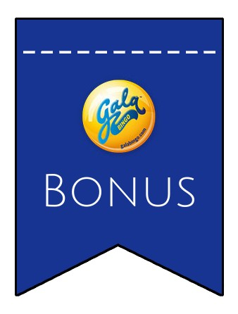 Latest bonus spins from Gala Bingo