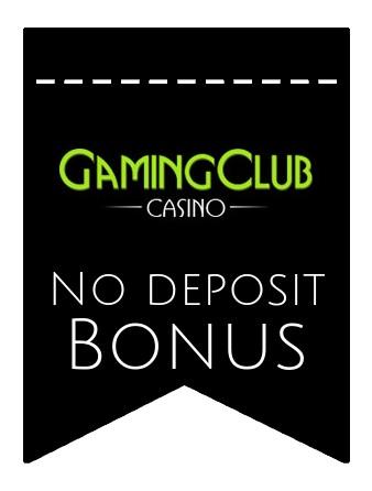 Gaming Club Casino - no deposit bonus CR