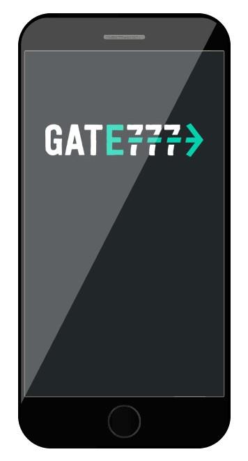 Gate777 Casino - Mobile friendly