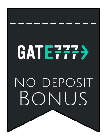 Gate777 Casino - no deposit bonus CR