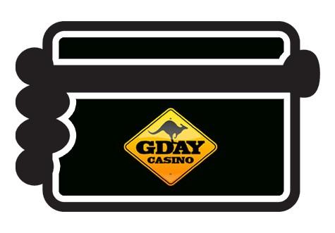 Gday Casino - Banking casino