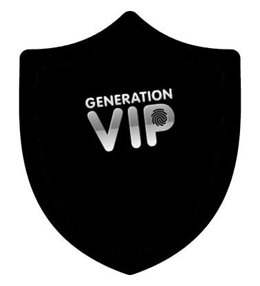 GenerationVIP - Secure casino
