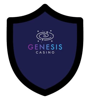 Genesis Casino - Secure casino