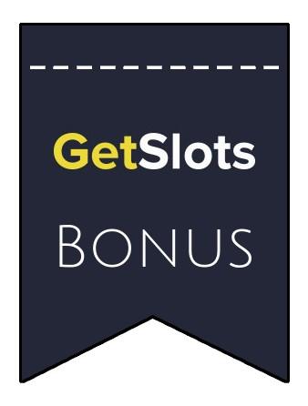 Latest bonus spins from GetSlots