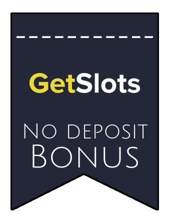 GetSlots - no deposit bonus CR