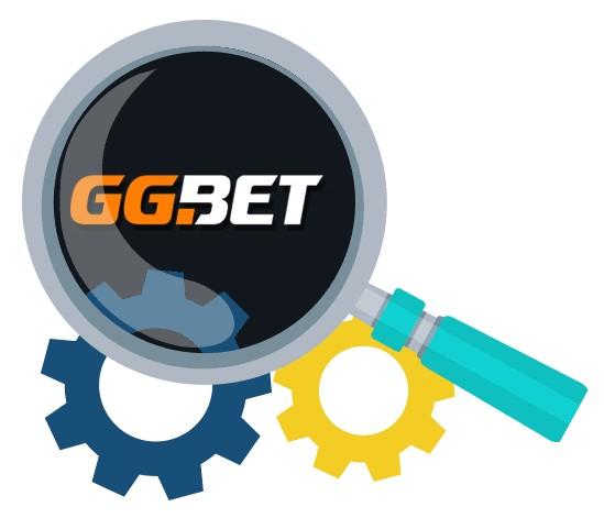 GGBET Casino - Software