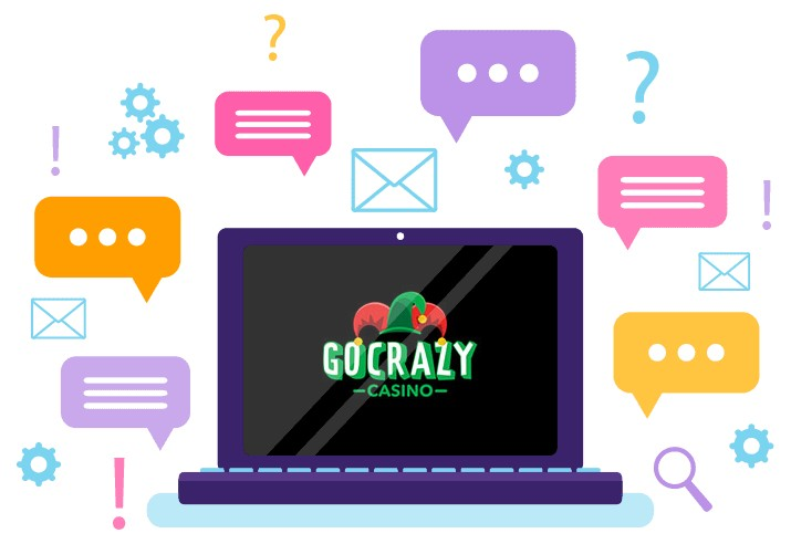 GoCrazy Casino - Support