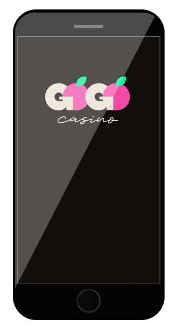 GoGo Casino - Mobile friendly