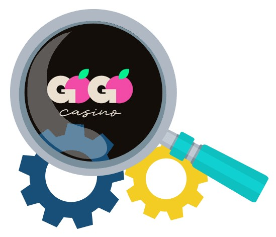 GoGo Casino - Software