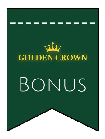 Latest bonus spins from Golden Crown