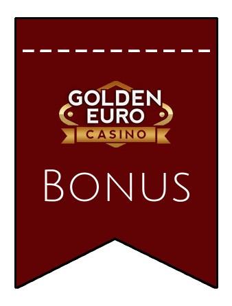Latest bonus spins from Golden Euro Casino