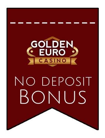 Golden Euro Casino - no deposit bonus CR
