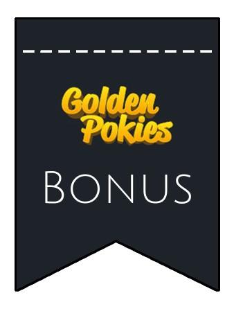 Latest bonus spins from Golden Pokies