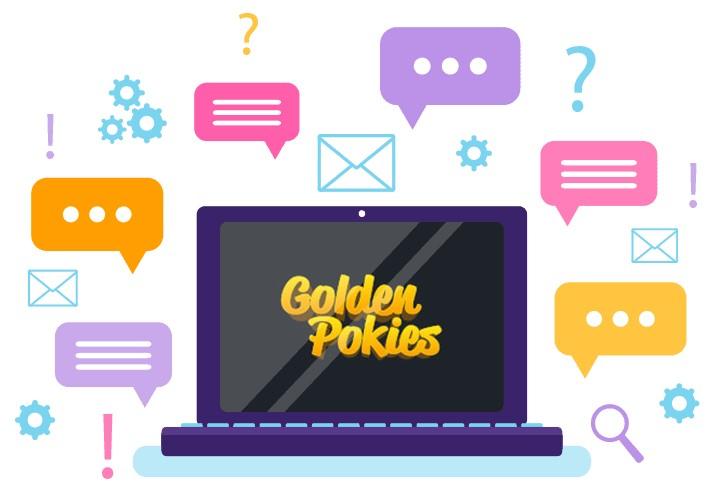 Golden Pokies - Support