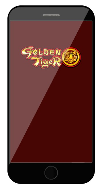 Golden Tiger - Mobile friendly