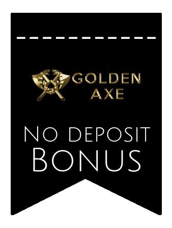 GoldenAxe - no deposit bonus CR